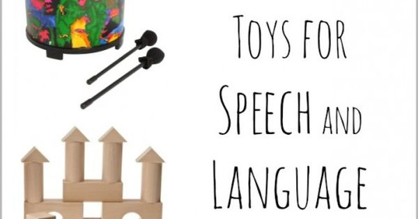 Toys For Speech Development : The best toys for speech and language development