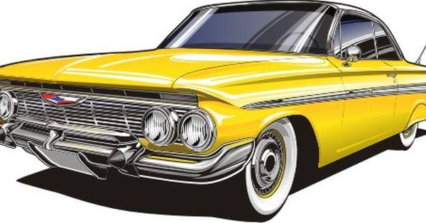 1961 Impala By Bmart333 Deviantart Com On Deviantart 1961