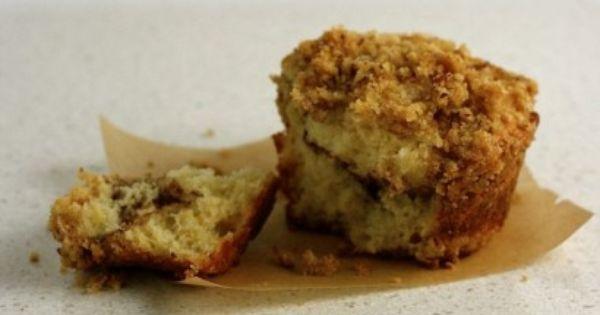 Mini Cinnamon-Raisin Coffee Cakes | Recipe | Coffee, Minis and Cakes
