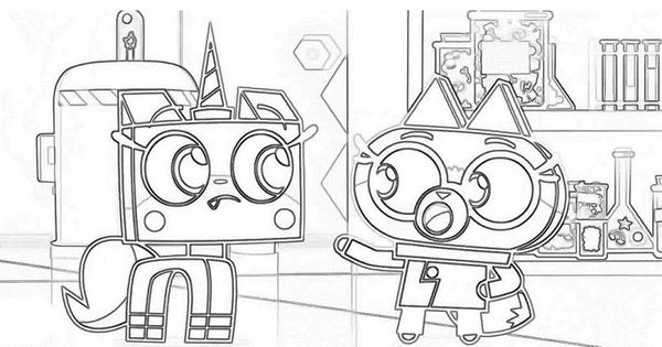 Cartoon Network Unikitty Coloring Pages Lego Coloring Pages Coloring Pages Bible Coloring Pages