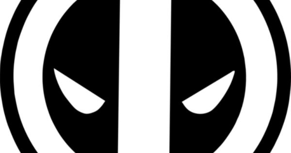 Marvel Deadpool Logo Vinyl Decal Marvel Pinterest