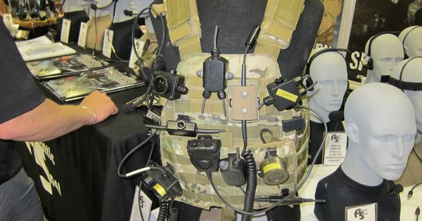 Atlantic Signal Custom Military Le Tactical Communications