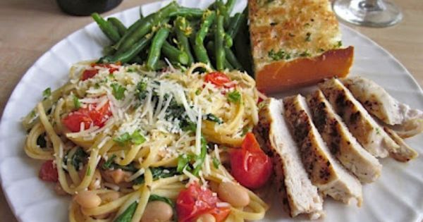 YUMMM!!!! | Food & Recipes | Pinterest | White Beans, Pasta and Beans