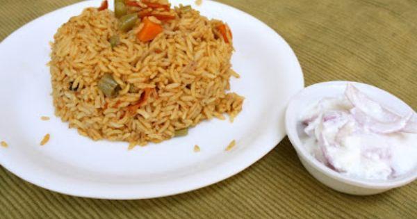 Tawa pulao | Bon Appetit... | Pinterest | Indian and Rice