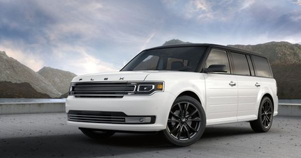 2017 Ford Flex Tests News Photos Videos And Wallpapers The