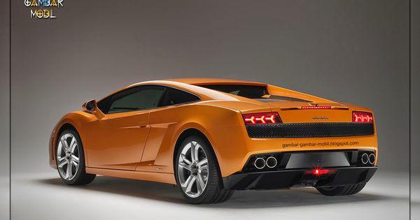 Foto Mobil Balap Lamborghini GallardoLP 550-2