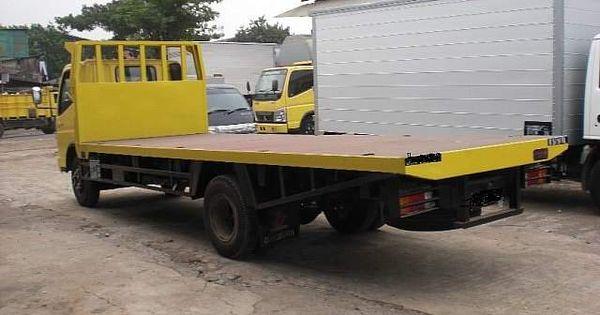 Truck Losbak Disewakan Cdd Fuso Dan Tronton Jakarta Sumatra Jawa Bali