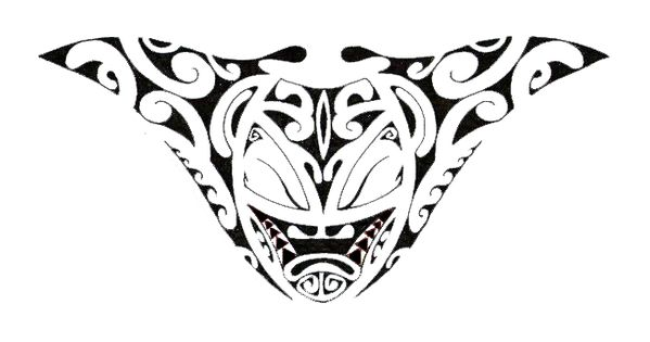 Maori Lower Back Tattoo: Polynesian Designs And Patterns