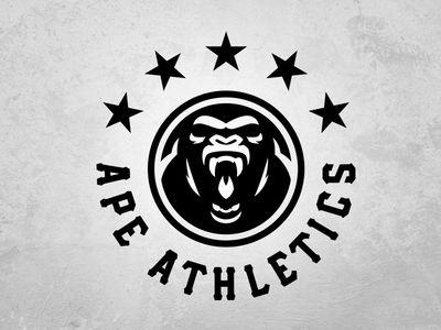 Ape Athletics Apes Logos Logo
