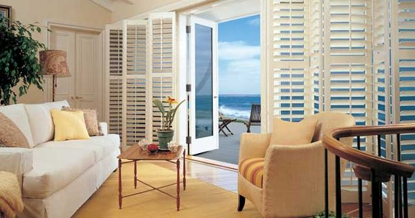 Beach House Window Treatment Ideas Palm Beach2 Decorating With Blinds For The Home