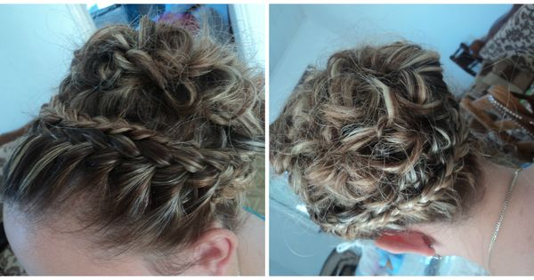 Crochet Hair Dues : Greek Goddess hairstyles Wedding Hairstyles Pinterest Updo ...