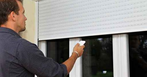 Why Electric Roller Shutters Are Very Popular And What Are Their Utilities Roller Shutters Electric Rollers Shutters