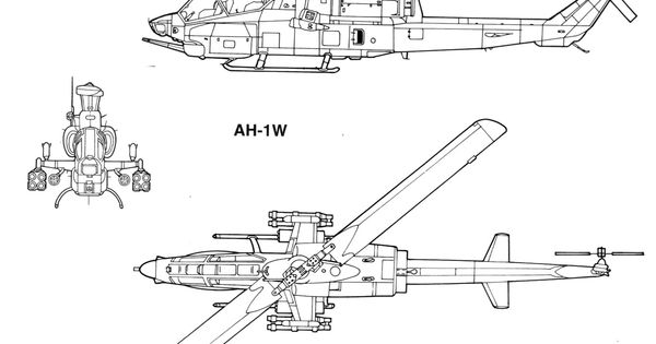 black hawk helicopter diagram david gilmour black strat wiring diagram bell ah 1 supercobra blueprint planes pinterest