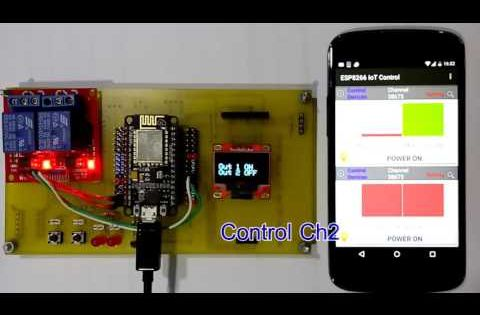 ArduDroid: Simple Bluetooth control for Arduino and Android