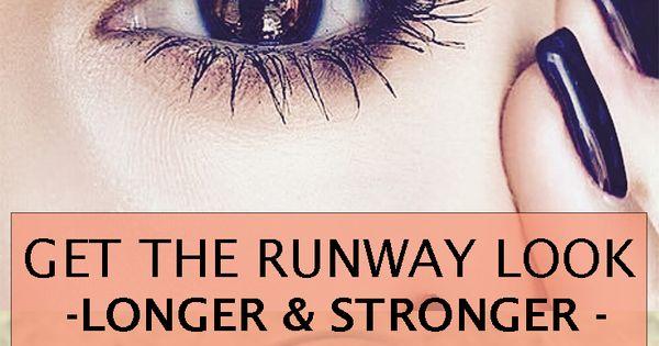 how to make eyelashes longer without mascara