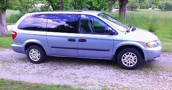 Awesome 2005 Dodge Grand Caravan For Sale Grand Caravan Caravans For Sale Dodge