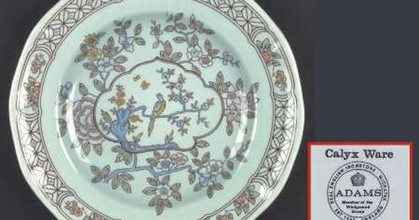 Singapore Bird Newer Backstamp Replacements Ltd Pretty Plates Singapore China Patterns