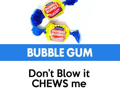 student-election-quotes-bubble-gum | homecoming campaign ...