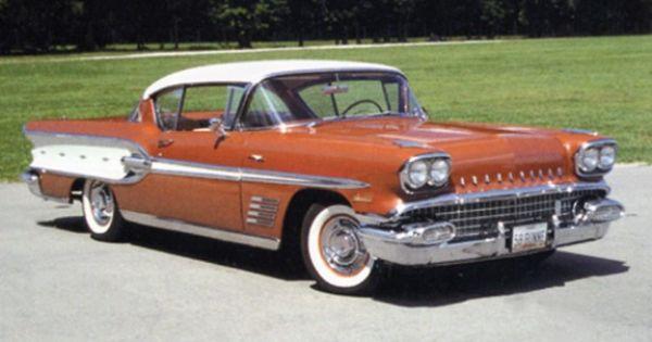 1958 pontiac bonneville this is the first car i can for Garage auto bonneville
