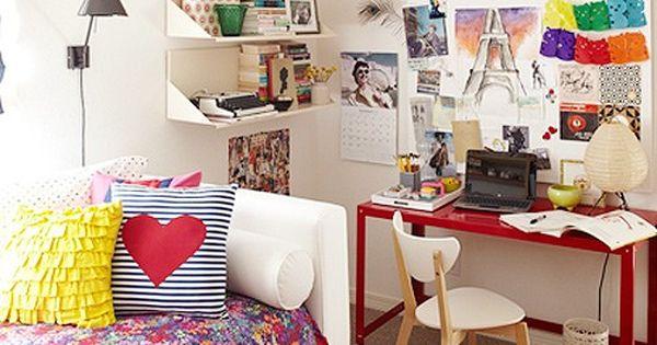 En fotos habitaciones juveniles femeninas patrones - Habitaciones juveniles femeninas ...