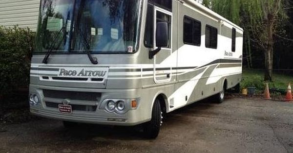 2002 Fleetwood Pace Arrow 35g Vortec Ownerslist Net Rv Campers For Sale Used Rv Class A Rv