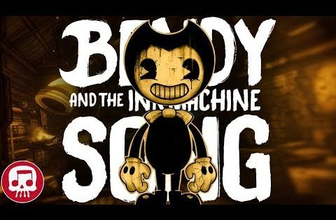 Bendy And The Ink Machine Song By Jt Music Can T Be Erased