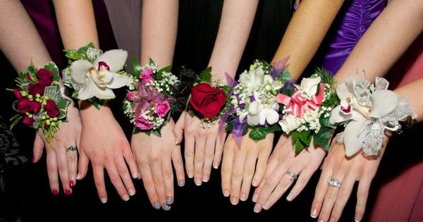 nmhs junior prom proves memorable prom wrist corsage and