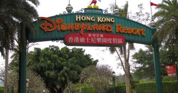 The Resort Disney Hong Kong Hong Kong Disneyland Disneyland