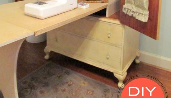 des trucs pour organiser son coin couture et ranger la machine coudre les bobines de fil. Black Bedroom Furniture Sets. Home Design Ideas
