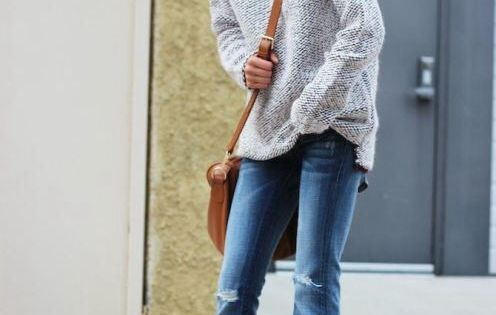 big baggy sweaters and bootcut jeans! | Jeans | Pinterest | Baggy ...