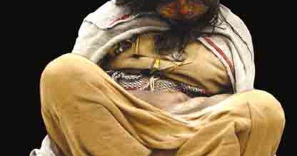 Mayan,found frozen in the mountains of Peru.   mummies ...