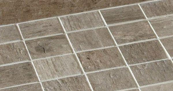 Mosa que saloon gris 5x5 cm salle de bain pinterest for Prix carrelage salle de bain leroy merlin