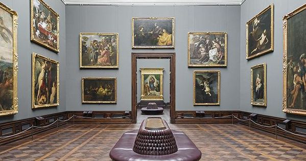 Deutschland Gemaldegalerie Alte Meister Dresden Bild 4 En 2020 Galerie