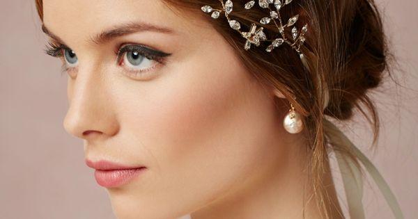 Maquillage mariage – 50 idées pour cette occasion spéciale ...
