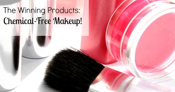 This lists the best natural/chemical-free makeup products that are ...