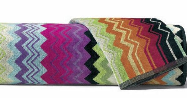 Details About Missoni Home Pilly Hand Towel Orange Color 59