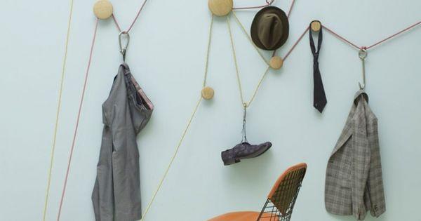 Studio Pepe mobil coat rack