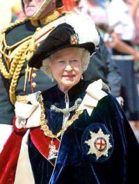 Honni Soit Qui Mal Y Pense : honni, pense, Pense, Order, Garter, Garter,, Queen, Majesty