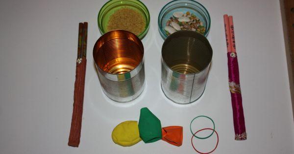 Музыкальные инструменты из бросового материала своими руками фото 990