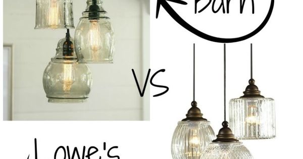 paxton glass 3 light pendant lighting pinterest pottery and barn. Black Bedroom Furniture Sets. Home Design Ideas