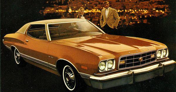 1973 ford gran torino 2 door hartop gran torino ford. Black Bedroom Furniture Sets. Home Design Ideas