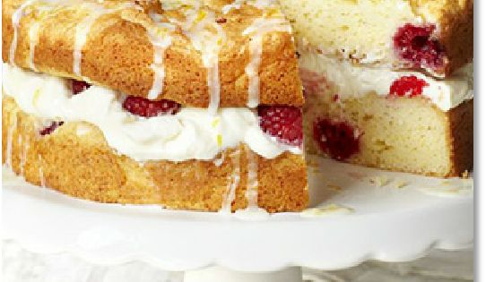 New Low FODMAP Desserts - Gluten free lemon & raspberry sandwich http ...