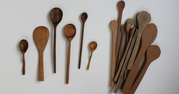 Diy how to carve your own wooden spoons spoon