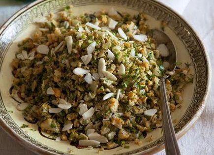 rosh hashanah salad ideas
