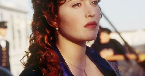 titanic film titanic red hair and bangs