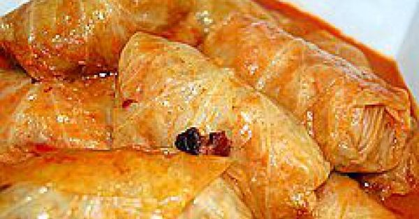 Sarma | Recipe | Mothers, Bacon and Cabbages