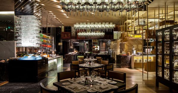 Ritz Carlton Tianjin All Day Dining Zest All Day