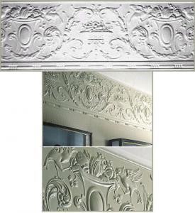 Rd1947 Lg Jpg Wallpaper Borders For Bathrooms Wall Coverings Faux Crown Moldings