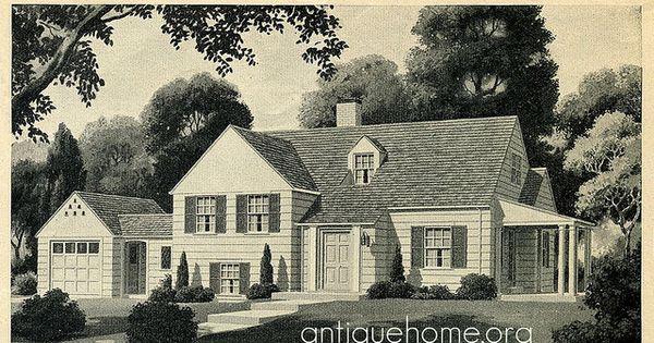 Sears honor bilt kit home 1935 on flickr my earliest for Split level kit homes