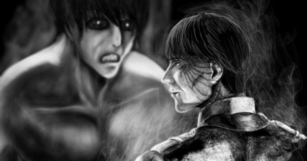 Eren Kruger Attack On Titan Anime Attack On Titan Attack On Titan Eren